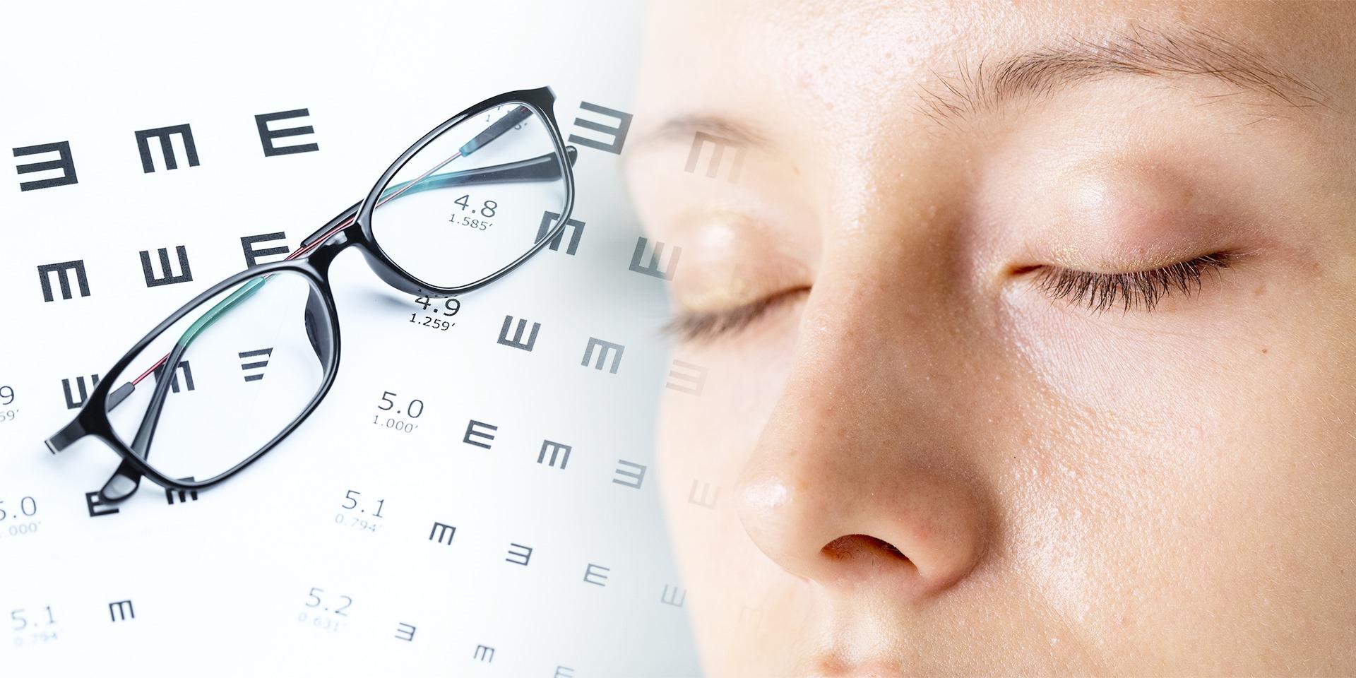 처진 눈꺼풀로 졸려 보이는 눈<BR />시력과 눈건강에도 영향을 미치는 안검하수