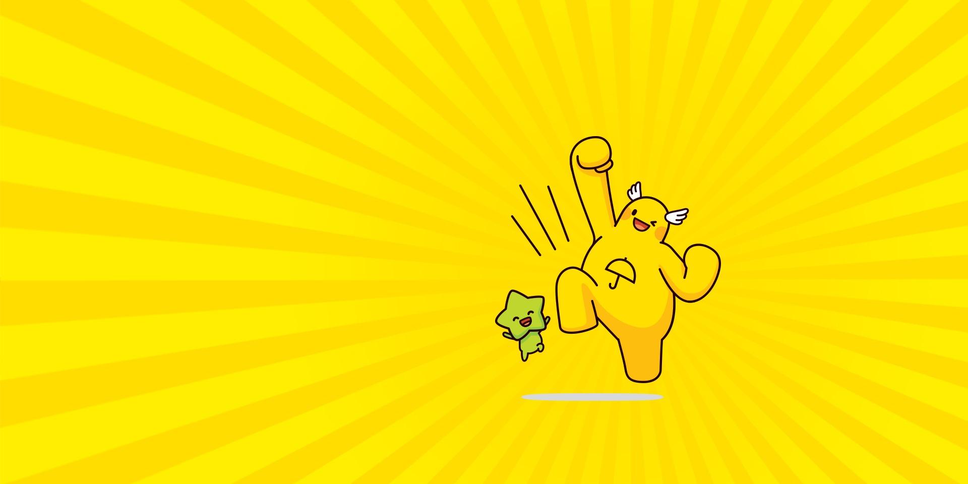 노란우산공제 대학생 서포터즈<BR />블로그o인스타그램 활동 안내