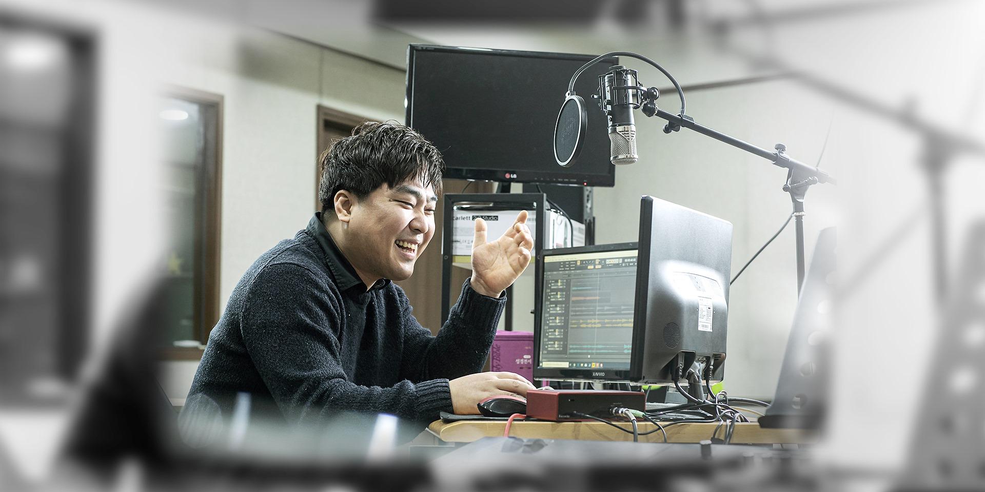 음악, 더 즐겁고 행복하게 만나세요 <BR />파우제 뮤직 김정재 대표